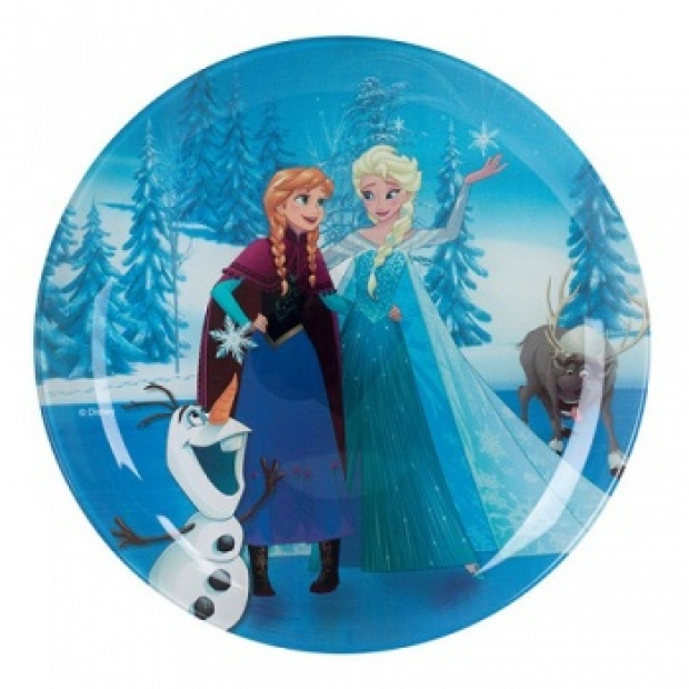 Тарілка десертна Luminarc Disney Frozen Winter Magic L7466 (200мм)