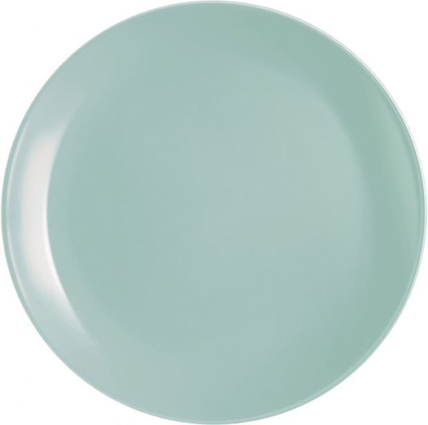 Тарілка підставна Luminarc Diwali Light Turquoise P2013 (273мм)